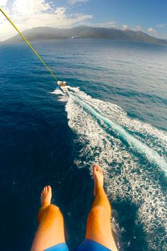 Parasail in Labadee. Fly high over Haiti for a 400-foot view of mountains, islands, and the Caribbean Sea.