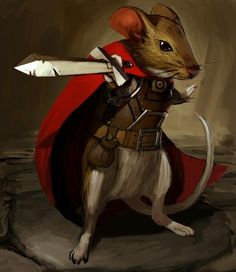 Mice & Mystics: Collin reference