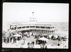 Balneario de las Arenas, entre 1920 y 1955
