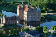 Egeskov Castle (Odense, Denmark)