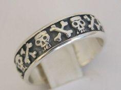 Pirate Wedding Ring