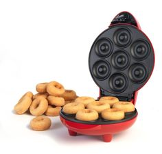 New DM-6/2389 Donut Maker, Makes 7 Delicious Donuts at Once *** This is an Amazon Affiliate link. To view further for this item, visit the image link.