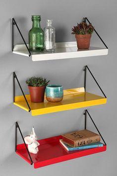 Modern Wall Shelf - modern - wall shelves - Urban Outfitters