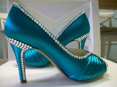 Swarovski Crystal Bling Shoes