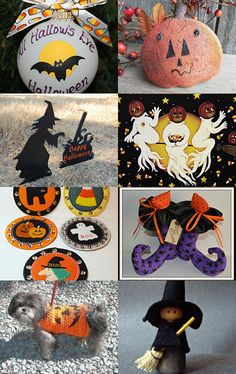 ALL HALLOW'S EVE by Maryann on Etsy--Pinned with TreasuryPin.com