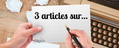 Voici trois articles pour découvrir ce qu'est la bêta-lecture et ce que vous pouvez attendre d'un bêta-lecteur !