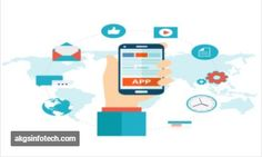#Android & #iOS_Mobile_Applications  Our team of #mobile_app expert's will build creative and innovative app as per your requirements. We help you to create mobile apps which yield your #business more profitable. For more details, please feel free to Contact Us https://bit.ly/2HZxwQO