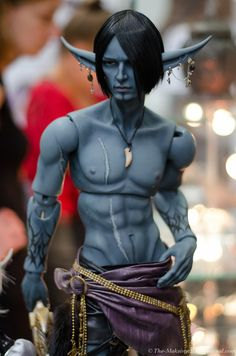 Moscow exhibition, dolls, bjd, figurines