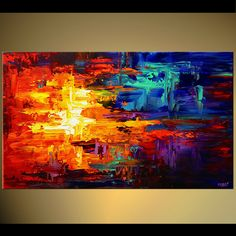 40+PRINT+STRETCHED+&+Embellished+Adding+Few+by+OsnatFineArt,+$360.00