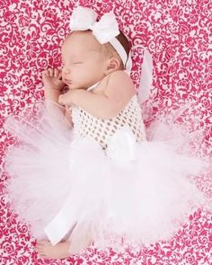 Tiny Blessings Baby Crochet Tutu Special Occasion Dress in White | Newborn Baby Girl | Pinterest | Baby dresses, Dresses for special occasions and Newborn ...