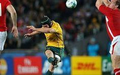 VIDEO / che spettacolo, il drop calciato SENZA mani! #rugby