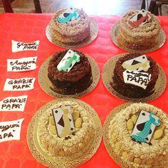 Festa del papà #Pasqua #easter #sfoglia #pastasfoglia #colomba #agnello ##tortacioccolato #cakedesign #cakedecorating #pandispagna #festa #dad #daddy #torta #maestri #foodporn #instanfood #grazie #thanks #zucchero #buttercream #cremaburro #cremacioccolato #cremacaffe #coffee #brownies #ties #cremachantilly#fragole #frolla #colomba #colombaartigianale #colombapasquale