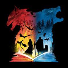 Book Of Fire And Ice Di Dandingeroz