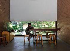 construido | messina | rivas Messina, Conference Room, Dining Table, Furniture, Home Decor, Architecture, Decoration Home, Room Decor, Dinner Table
