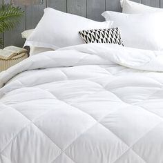 Alwyn Home Ultra Cozy Down Alternative Duvet Insert Bed Size: Queen XL x King Duvet, King Beds, College Comforter, Bed Sizes, Quilt Cover, Comforter Sets, Duvet Insert, Bed Spreads, Luxury Bedding