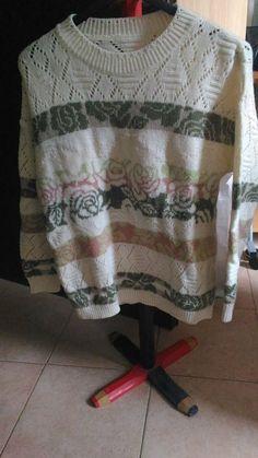 *Lotto 45* maglione donna autunno/inverno taglia L come nuovo