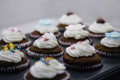 Muffins by michalkulesza on Creative Market #sweet #muffins #cupcakes