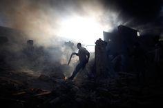 The extraordinary photos of an NPR journalist killed in a Taliban ambush
