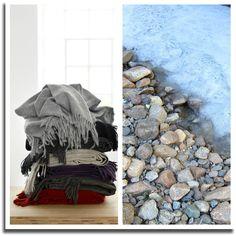 Elvang, dansk alpakkapledd Firewood, Texture, Blanket, Crafts, Blankets, Carpet, Handmade Crafts, Diy Crafts, Craft