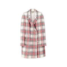 STELLA McCARTNEY ❤ liked on Polyvore featuring outerwear, coats, jackets, stella mccartney and stella mccartney coat