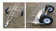 Dave Cooper Single Collapsible Motorbike Trailer