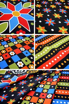 maracatu collection   textiles   pattern + coordinates   © wagner campelo