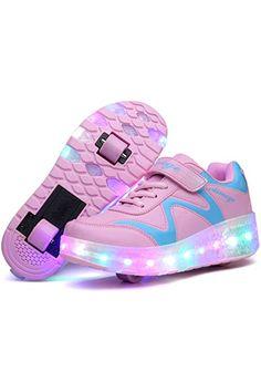 Light Up Roller Skates, Roller Skate Shoes, Led Light Up Sneakers, Light Up Shoes, Girls Sneakers, Shoes Sneakers, Running Sneakers, Funny Shoes, Coque Iphone 6