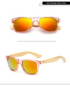 Longkeeper Bamboo Foot Sunglasses