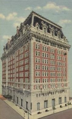 Historical Pictures of Baltimore Maryland | old Baltimore City hotels