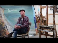 Kurt Jackson: Revisiting Turner's Tourism - YouTube