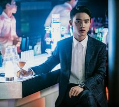"""Actor Kyungsoo in 'Hyung'! Kaisoo, Kyungsoo, My Annoying Brother, Two Worlds, Travie Mccoy, Korean Military, Exo Do, Do Kyung Soo, Kim Junmyeon"