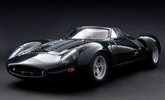 Jaguar XJ13 (1966). Looks kinda like a P51 Mustang...