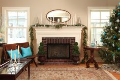Linden Hills Farmhouse - farmhouse - living room - minneapolis - by the gudhouse company