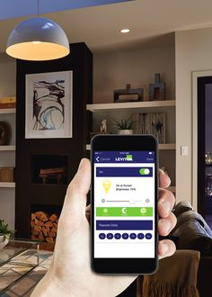 Control the lights in your home from your smartphone or tablet with the new Decora Digital Dimmer and Decora Digital Switch with Bluetooth technology.