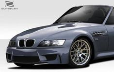 BMW Z3 Duraflex 1M Look Front Bumper Cover - 1 Piece - 109531 Wish You The Same, Freight Truck, Adventure Campers, Bmw Z3, Major Holidays, Fender Flares, The Body Shop, Carbon Fiber, 1 Piece