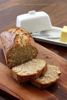 Jamaican Coconut Bread   (Bill Granger recipe)