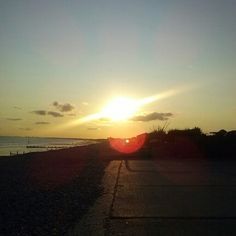 #BrackleshamBay #Beach #Beautiful #Sunset #Chichester #WestSussex