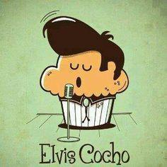 Elvis....cocho