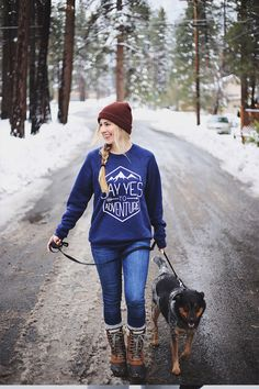 Winter Wear that helps give back to victims of sex trafficking!
