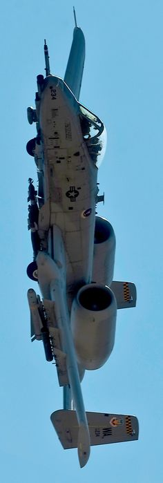 That which doesn't kill you makes you stronger. Except the A-10 Warthog. That will just kill you.