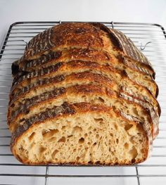 Baking Artisan Bread : Ken Forkish's Overnight Country Brown (1)