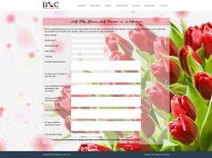 Registration form. A site developed by Wordpress platform UNY Agency.   www.uny.ro
