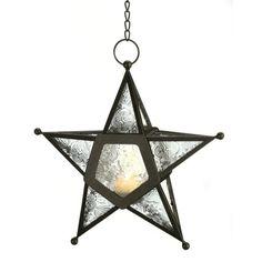 Gifts & Decor Glass Hanging Star Candle Lantern, Clear Gifts & Decor,http://www.amazon.com/dp/B008YQ47W4/ref=cm_sw_r_pi_dp_R0RCtb1C3T13T03Y
