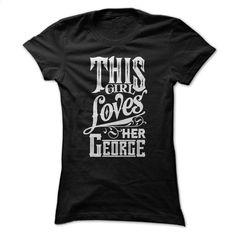 What Do You Think About George? T Shirt, Hoodie, Sweatshirts - custom tee shirts #tee #teeshirt
