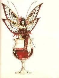 ledroit red wine fairy