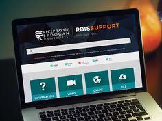 RBIS Support Page by Uygar Aydın