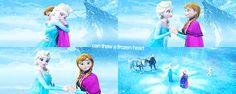 Love can thaw a frozen heart Kid Movies, Disney Movies, Disney Pixar, Disney Characters, Frozen Film, Elsa Frozen, Disney Frozen, Frozen Heart, Disney And More
