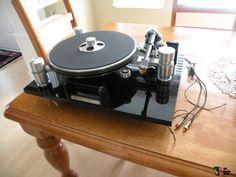 Oracle Delphi Mark IV w/ SME 309 Tonearm Audiophile, Hifi Turntable, Hifi Audio, Audio Speakers, High End Turntables, Record Players, High End Audio, Audio Equipment, Audio System