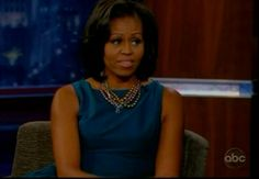 The First Lady Opens Up About Raising Teen Daughters! (VIDEO)