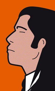 ☆ Pop Icon :¦: Vince :¦: By Artist Greg Guillemin ☆